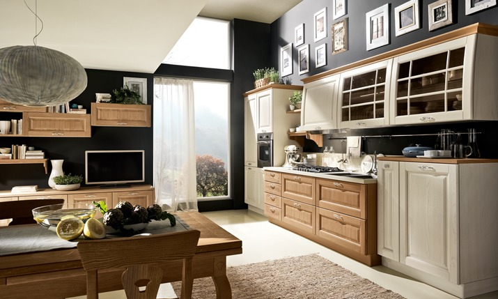 Le nostre cucine stosa cucine milano - Cucine stosa classiche ...