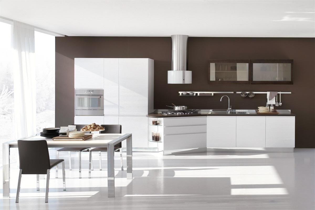 Emejing Cucine Stosa Roma Contemporary - Amazing House Design ...