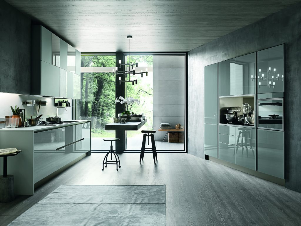 Aliant stosa cucine milano - Cucine in linea moderne ...