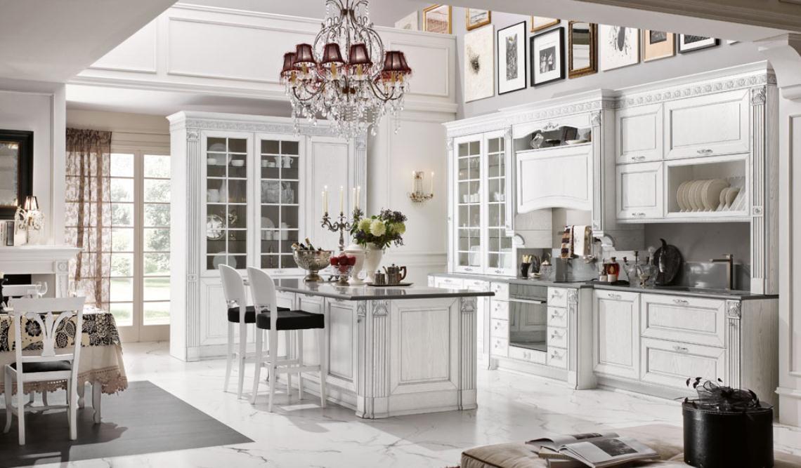 Cucina Bianca Stosa