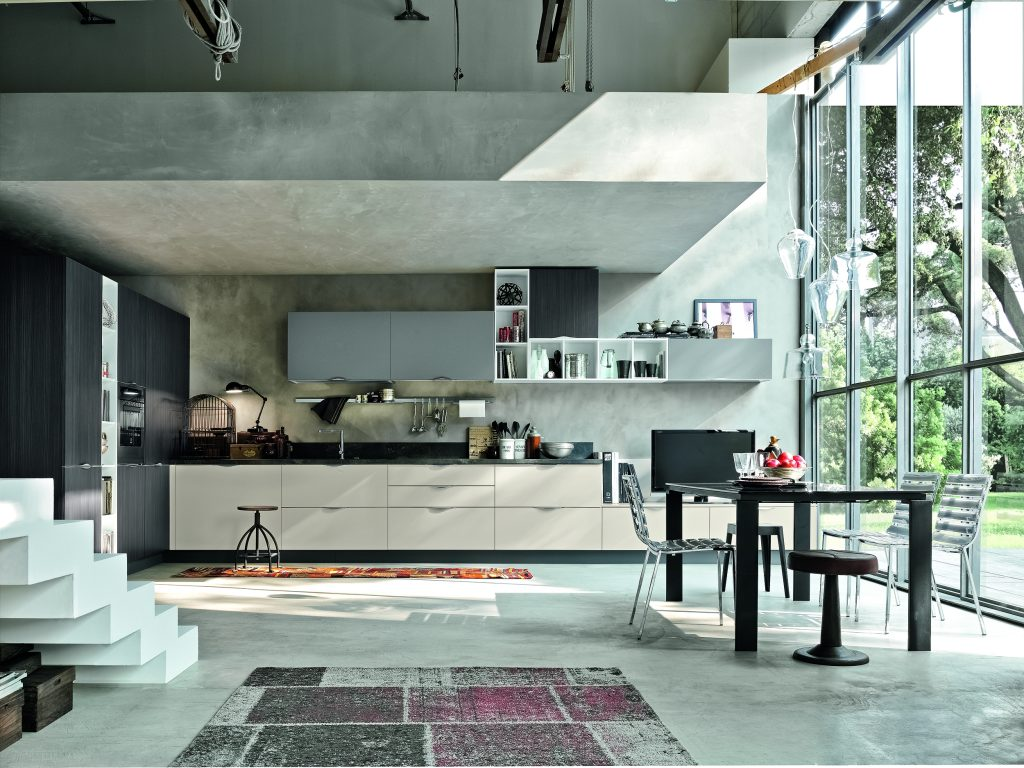 Replay next stosa cucine milano for Cucine milano