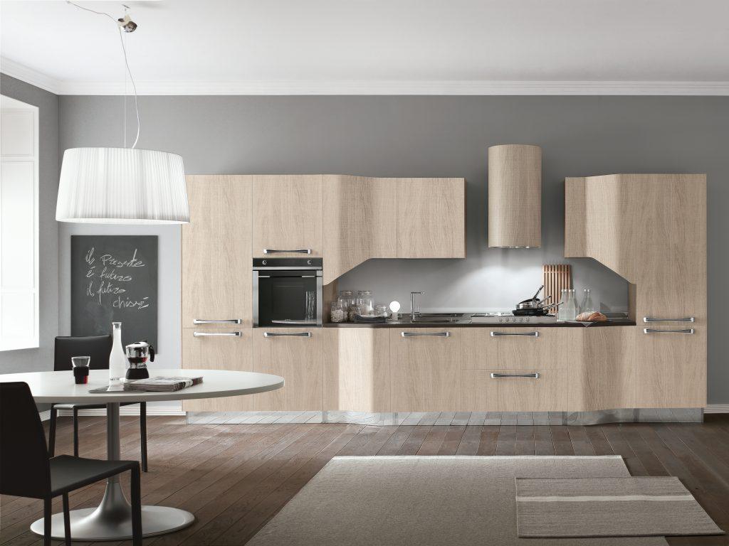 Cucine Moderne Chiare.Milly Stosa Cucine Milano